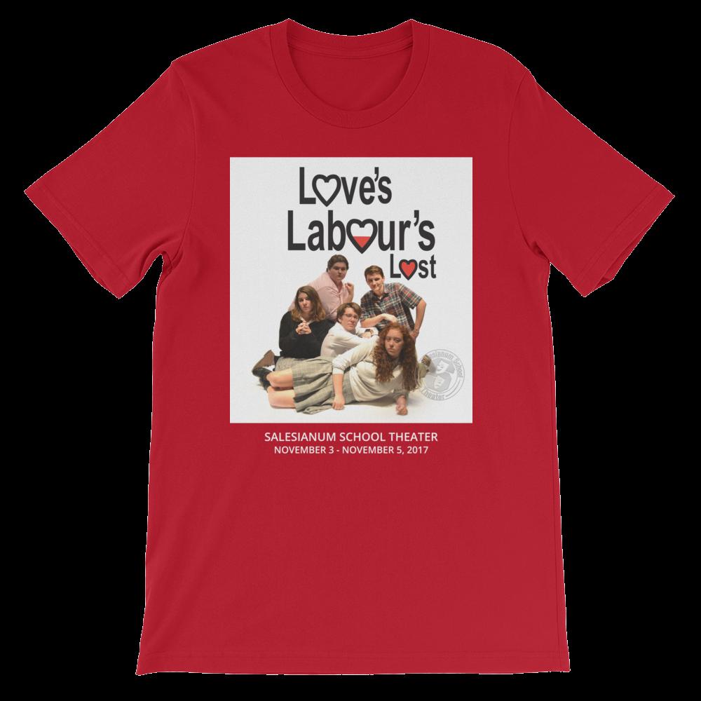 Loves Labours Lost Unisex T-Shirt