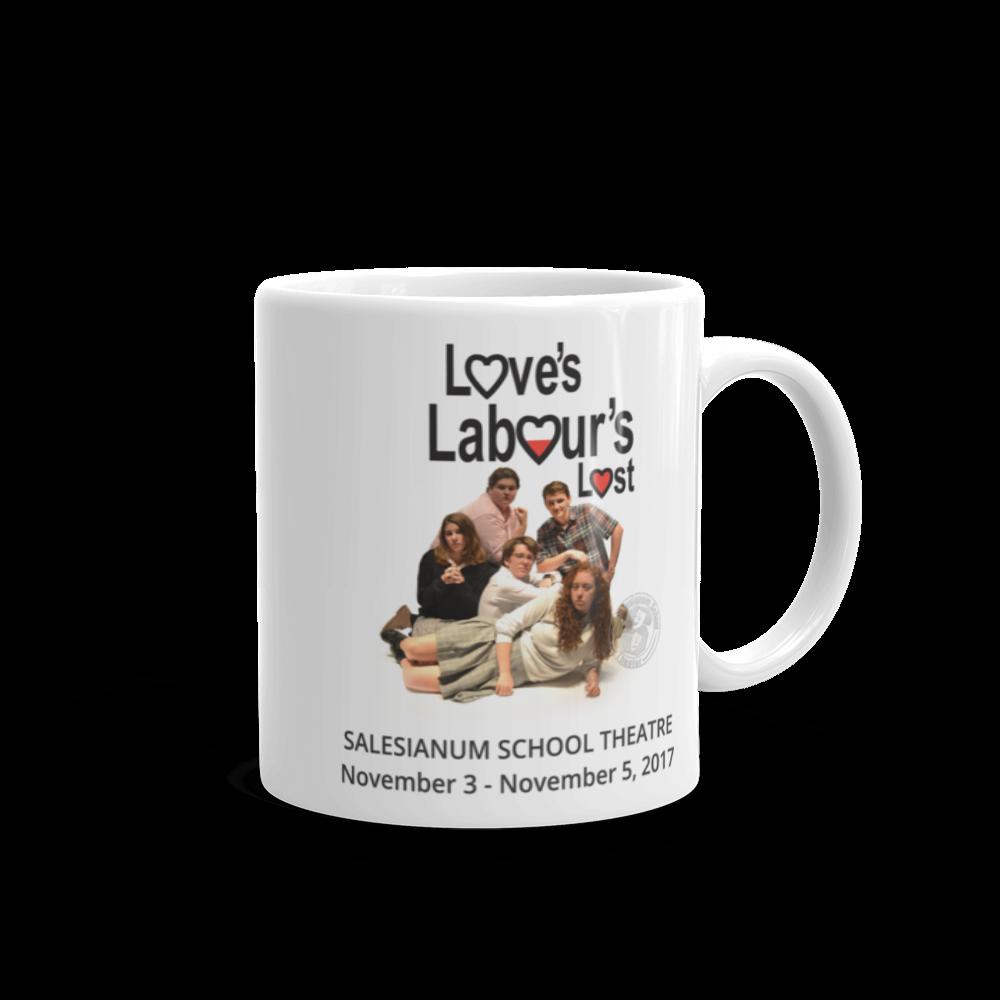 Loves Labours Lost Mug