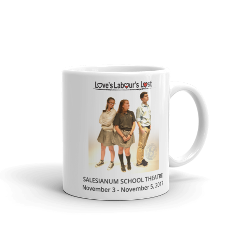 Love's Labour's Lost Mug