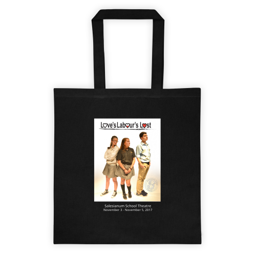 Love's Labour's Lost Tote bag