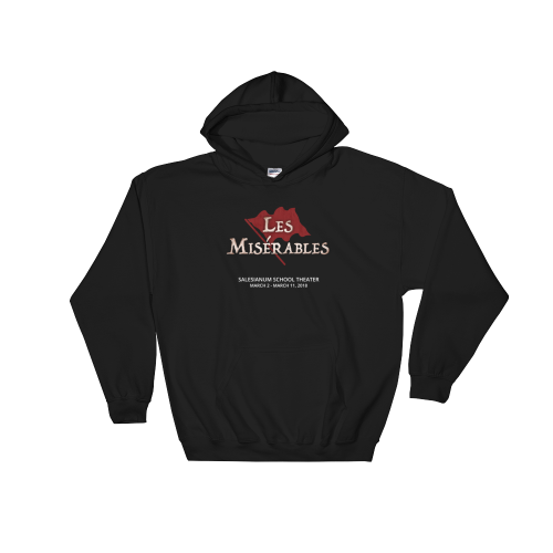 Les Miserables Sweatshirt