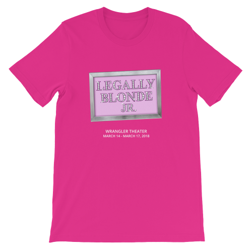 Legally Blonde Jr. T-shirt