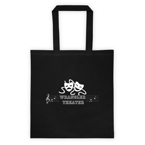 Wrangler Theater- totebag