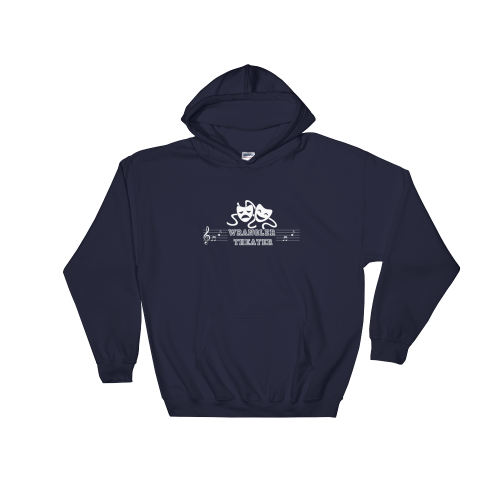 Wrangler Theater- hooded sweatshirt