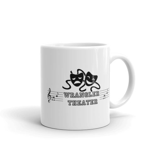 Wrangler Theater- mug