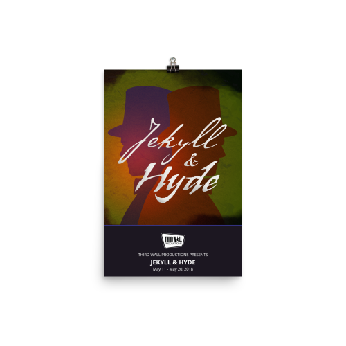 Jekyll & Hyde - poster