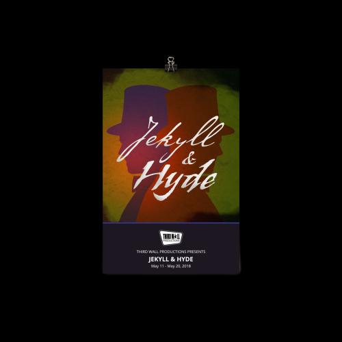 Jekyll & Hyde - poster