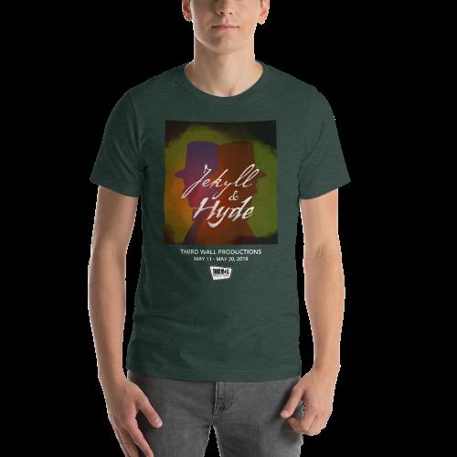 Jekyll & Hyde - green Tshirt