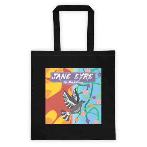 Jane Eyre: The Musical Tote Bag