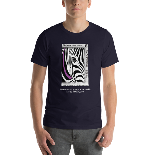 Anonymous Zebra T-shirt