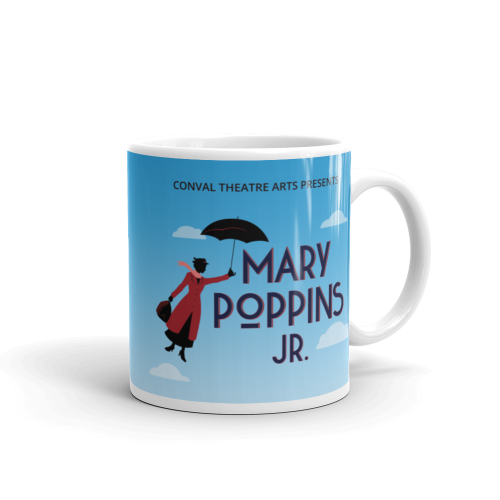 Mary Poppins Jr. Mug