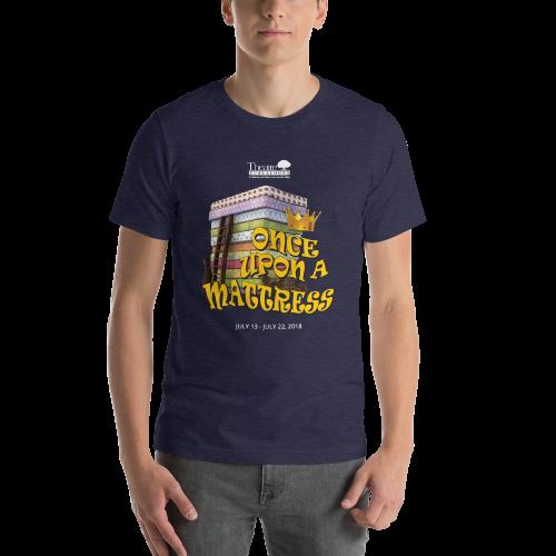 Once Upon a Mattress - T-shirt