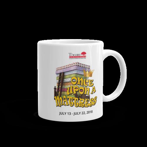 Once Upon a Mattress - mug