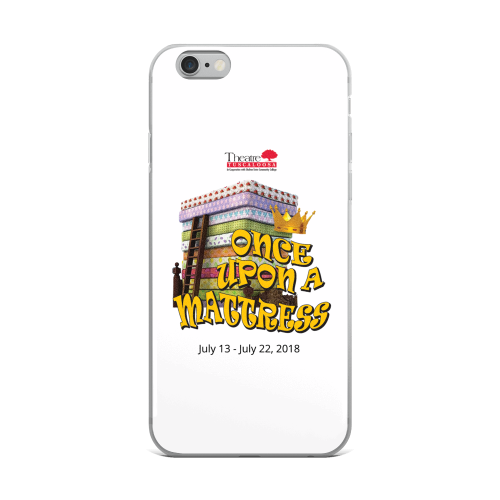 Once Upon a Mattress - iPhone case