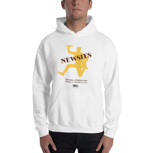 Newsies - hooded sweatshirt