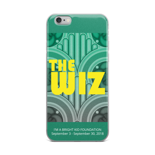 The Wiz iPhone Case