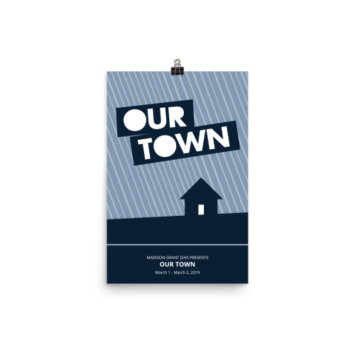 Our Town - Poster