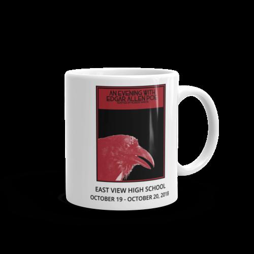 An Evening With Edgar Allen Poe- Mug