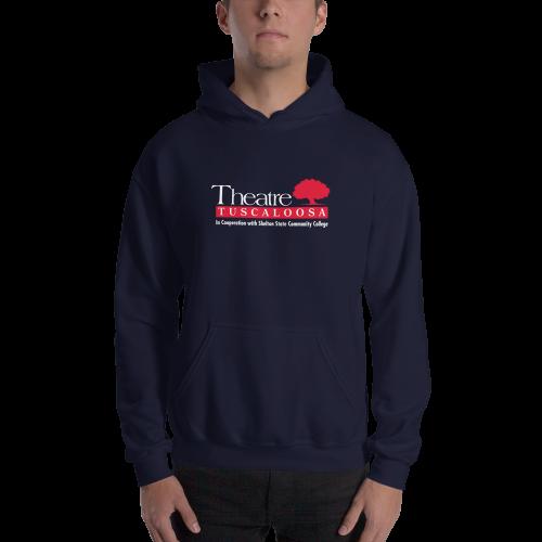 Theatre Tuscaloosa - Hooded Sweatshirt