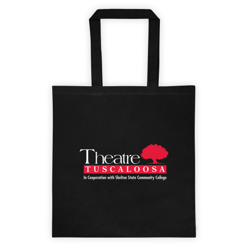 Theatre Tuscaloosa - Tote Bag