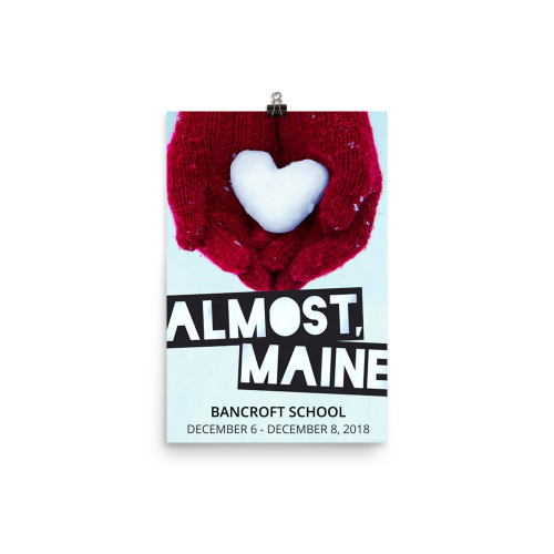 Almost, Maine - Poster