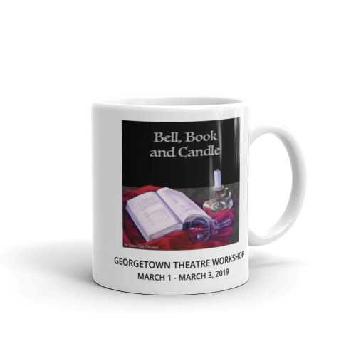 Bell, Book, and Candle- Mug