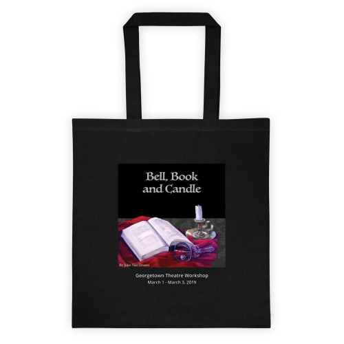 Bell, Book, and Candle- Tote bag