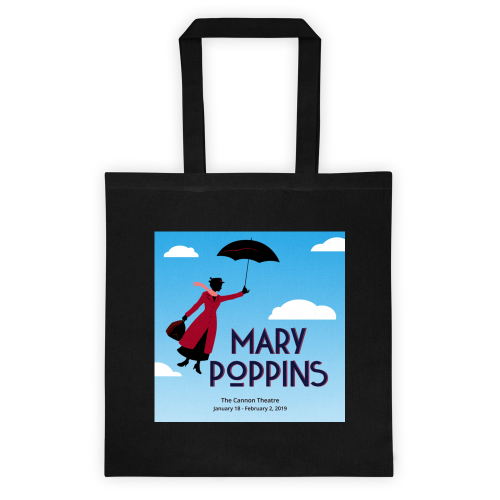 Mary Poppins - Totebag