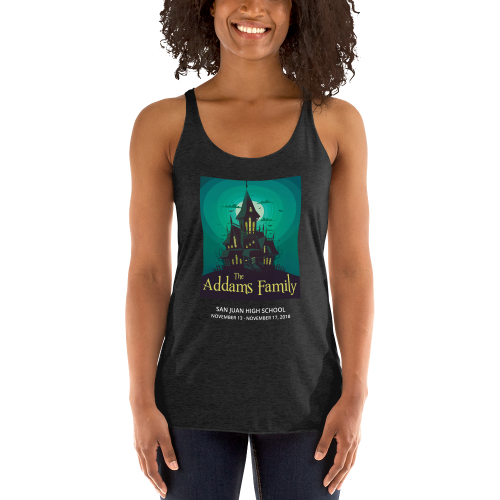 The Addams Family- Tank Top
