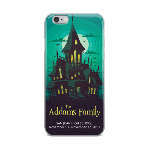 The Addams Family- iPhone Case