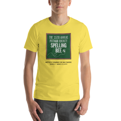 The 25th Annual Putnam County Spelling Bee- T Shirt