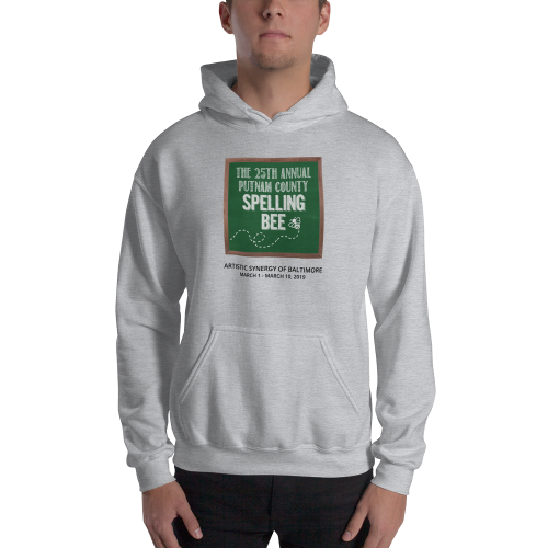 The 25th Annual Putnam County Spelling Bee- Hooded Sweatshirt