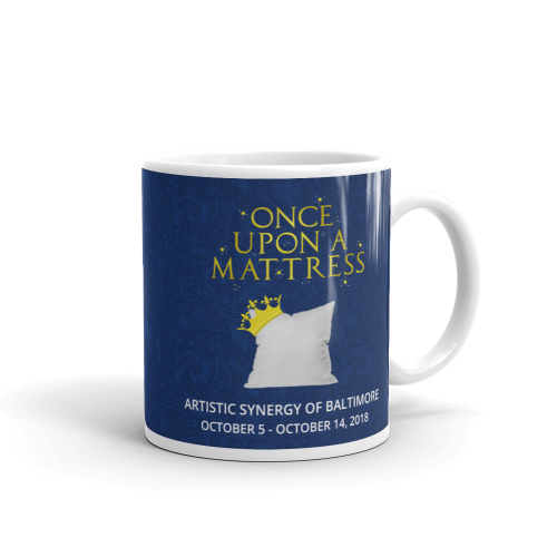 Once Upon a Mattress - Mug