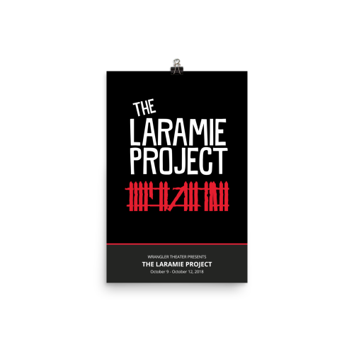 The Laramie Project- Poster