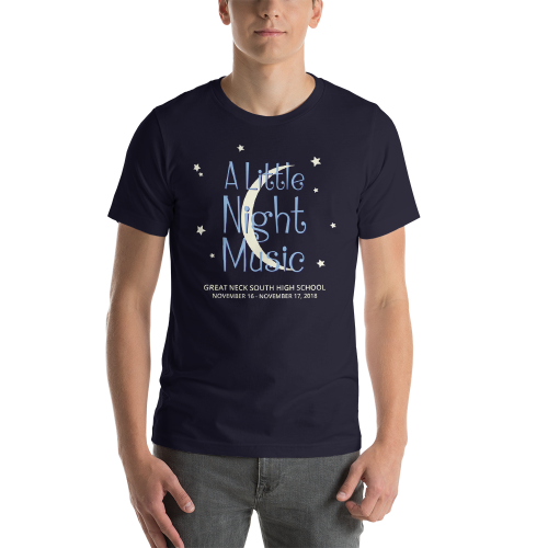 A Little Night Music- T Shirt