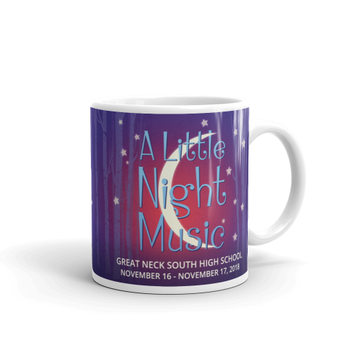 A Little Night Music- Mug