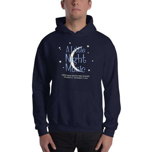 A Little Night Music- Hooded Sweatshirt