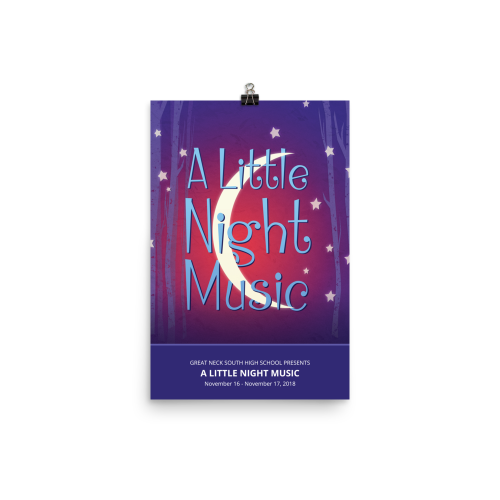 A Little Night Music- Poster