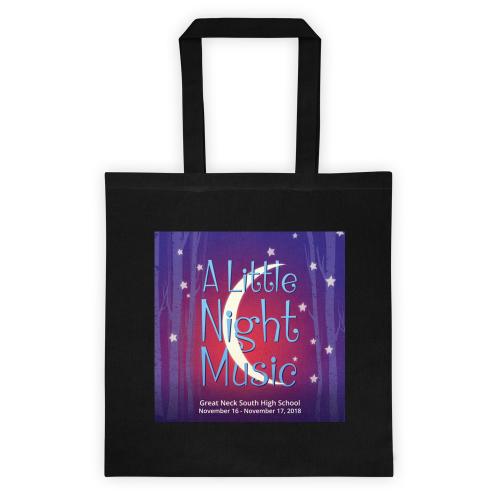 A Little Night Music- Tote