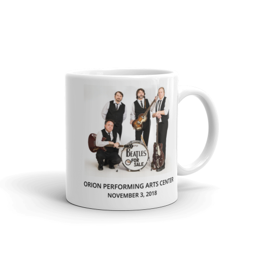 Beatles For Sale- Mug
