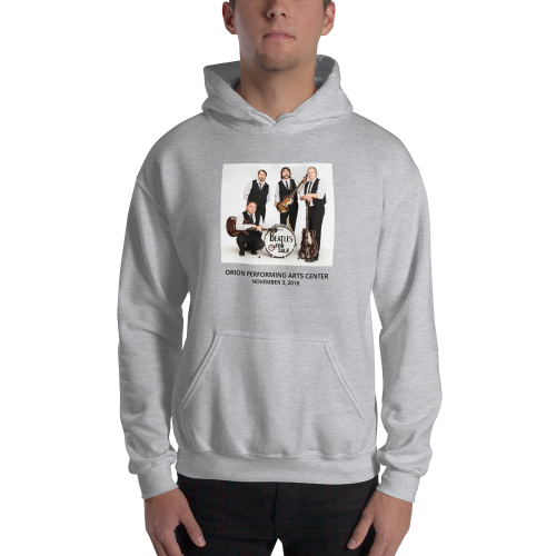 Beatles For Sale- Hooded Sweatshirt