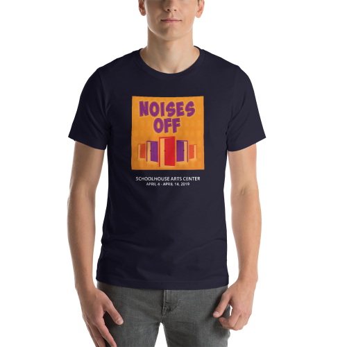 Noises Off- T Shirt