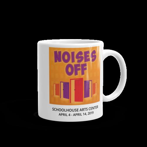 Noises Off- Mug