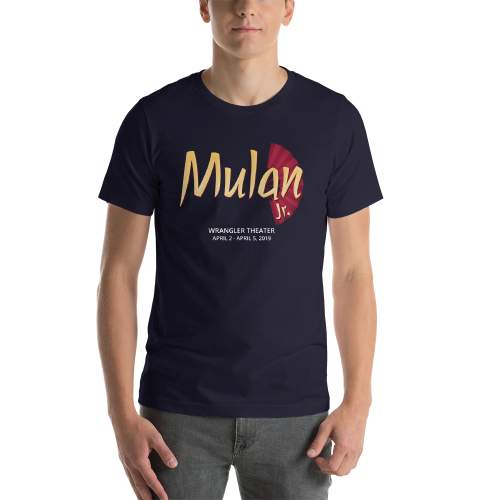 Mulan Jr. - T Shirt