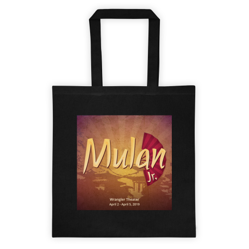 Mulan Jr. - Totebag