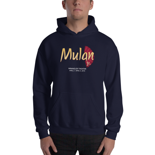 Mulan Jr. - Hooded Sweatshirt