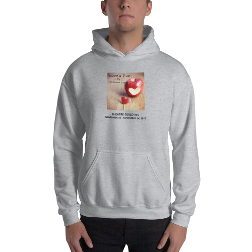 Adam's Eve- Hooded Sweatshirt