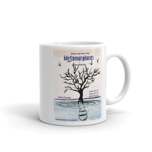 Metamorphoses- Mug