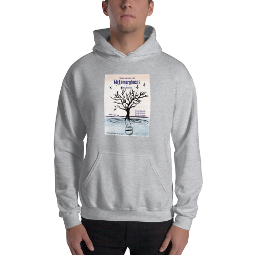 Metamorphoses- Hooded Sweatshirt
