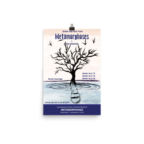 Metamorphoses- Poster